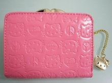 roze hello kitty portemonnee